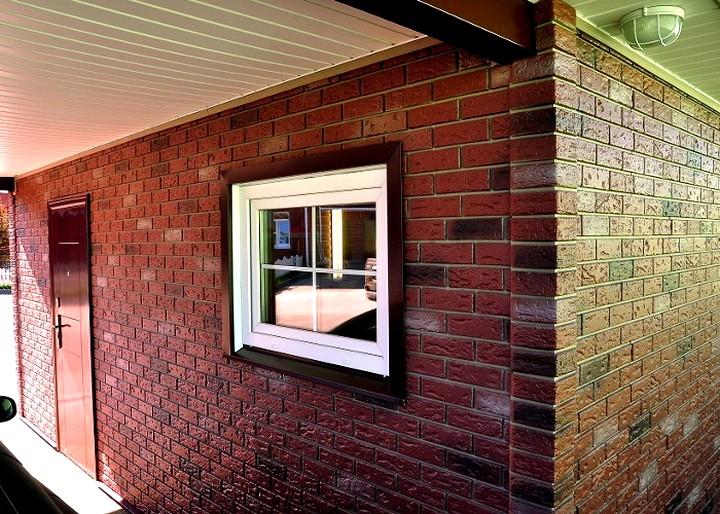 Фасадные панели под кирпич3