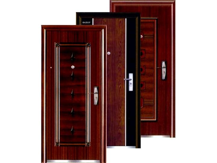 входные двери металлические2