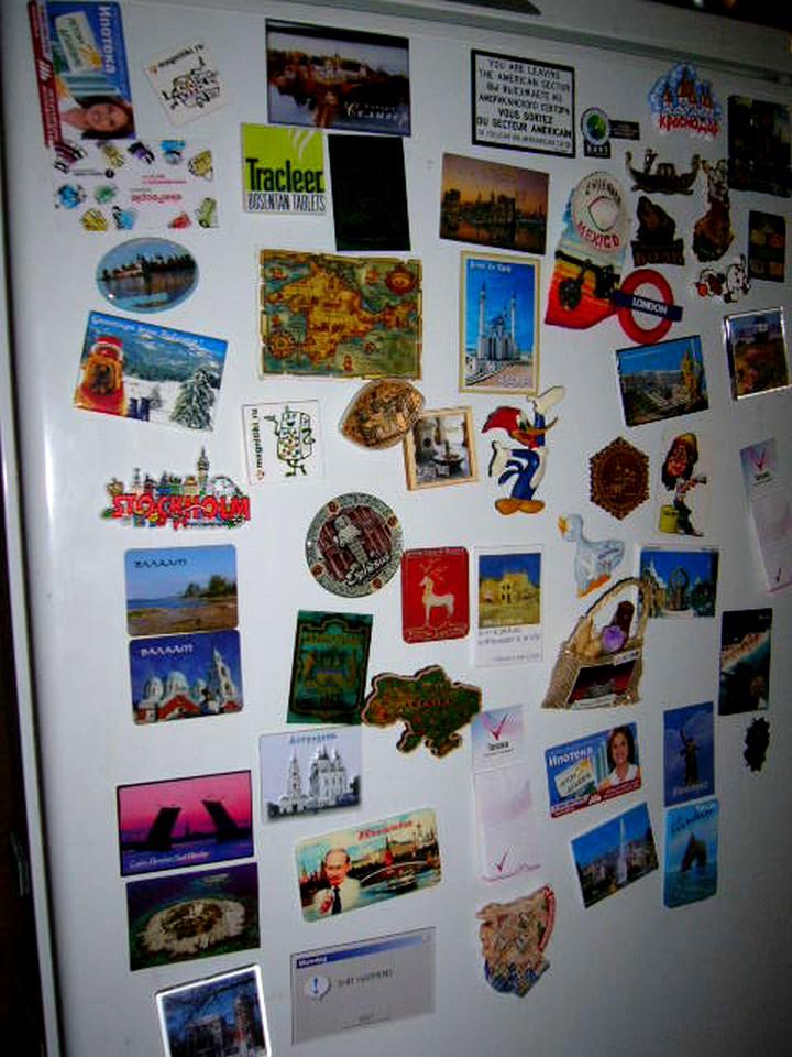 магниты на холодильник (5)