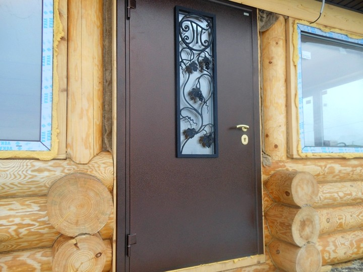 металлические двери2