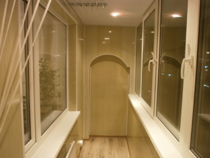 отделка-балконов