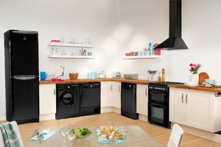 Кухонная плита Индезит