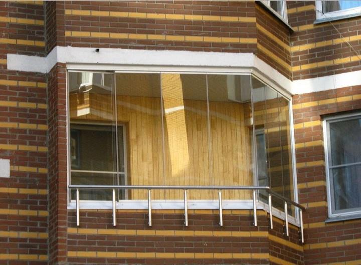 Остекление балконов и лоджий для комфортной эксплуатации помещений