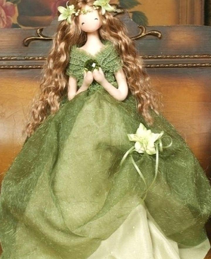 Изысканные куколки