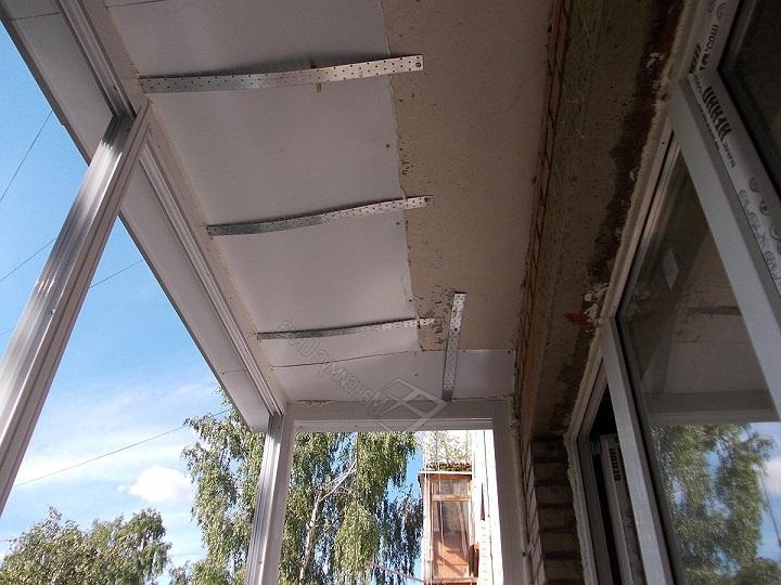 Монтаж балкона пвх своими руками 574