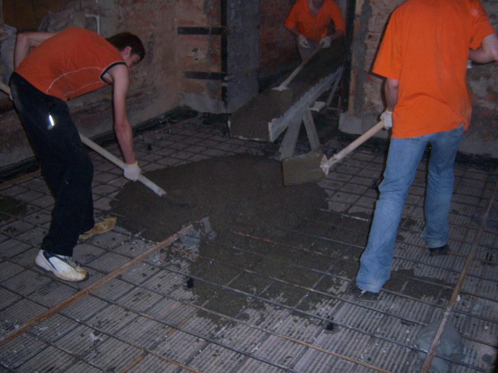 Гидроизоляция цементная своими руками 30