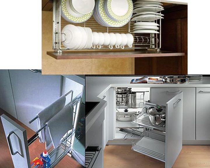 Специальные аксессуары для шкафов
