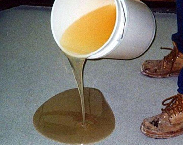 Жидкое стекло для гидроизоляции