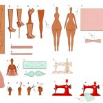 Фото 113: Схема шиться куклы - тильды