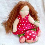 Фото 116: Вальдорфская кукла