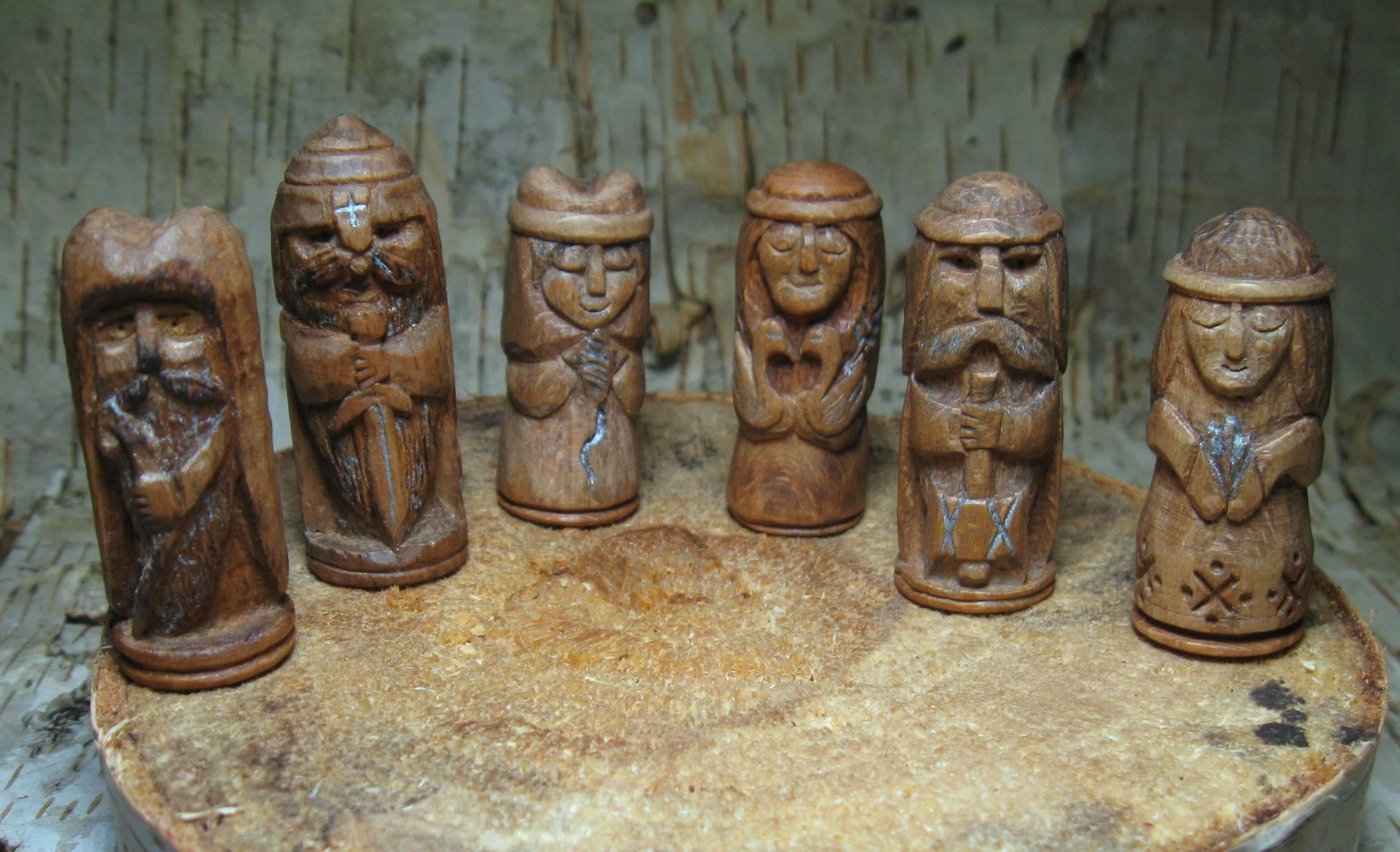 Куклы - идолы поклонения языческим богам