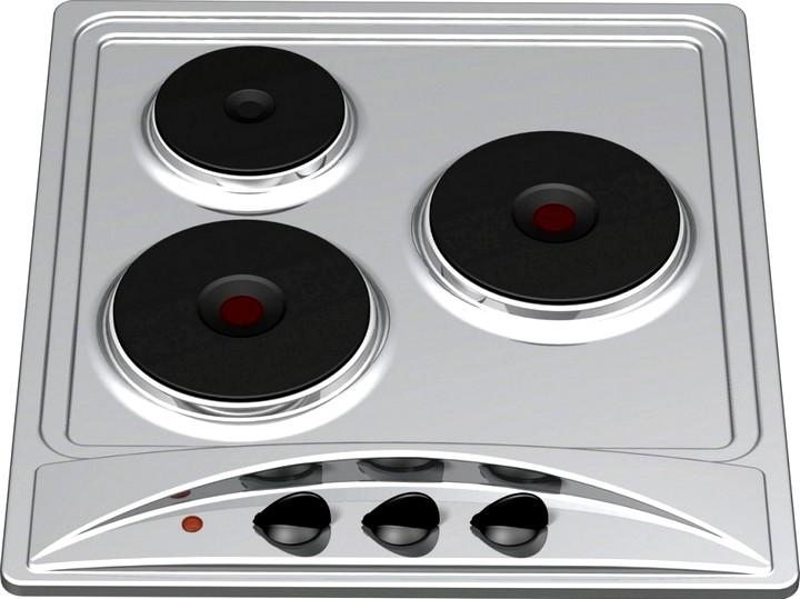 Встроенные электрические плиты