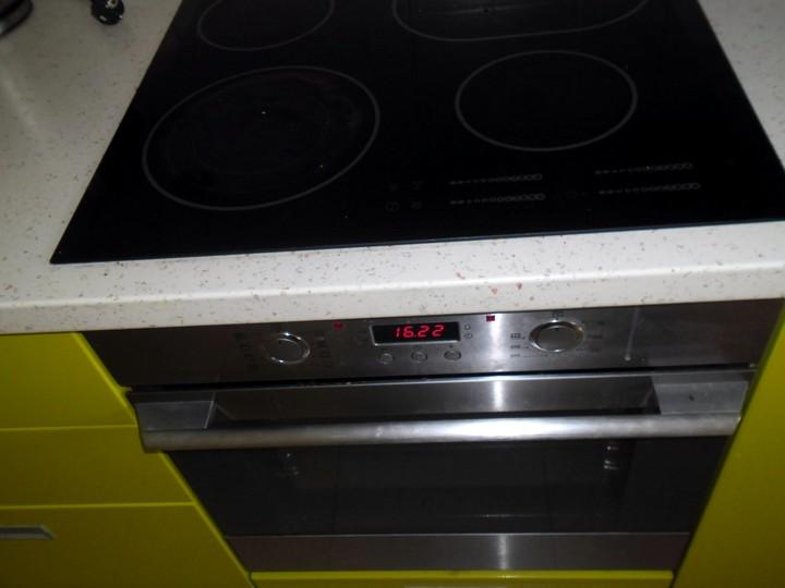 Встроенные электрические плиты3