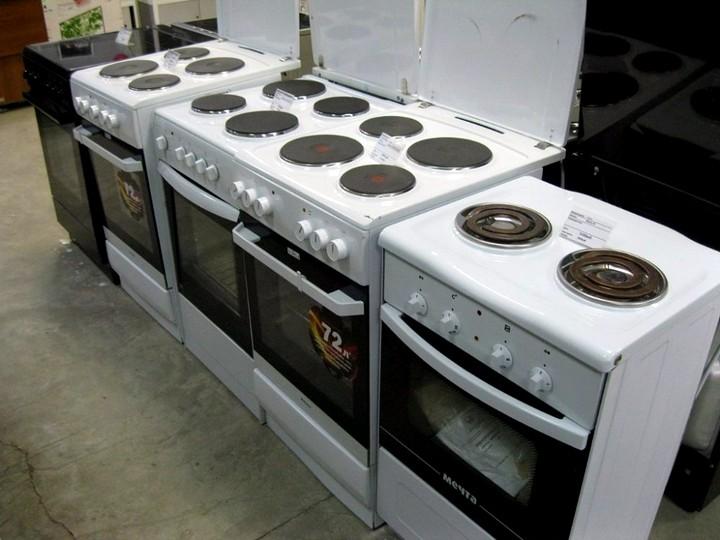 Как выбрать электроплиту для кухни