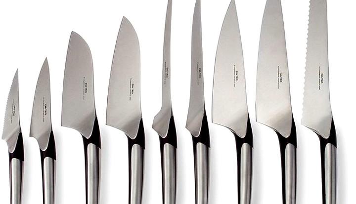 Самые лучшие кухонные ножи