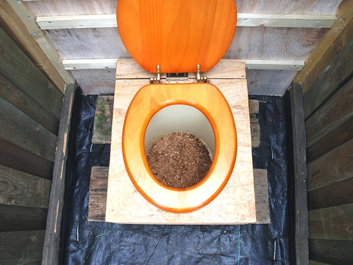 Торфяной туалет для дачи3