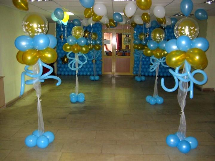 оформление шарами (2)