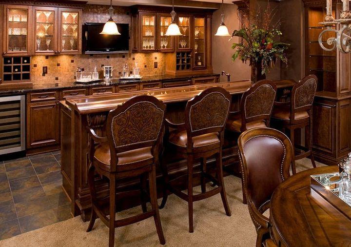 Роскошные барные стулья