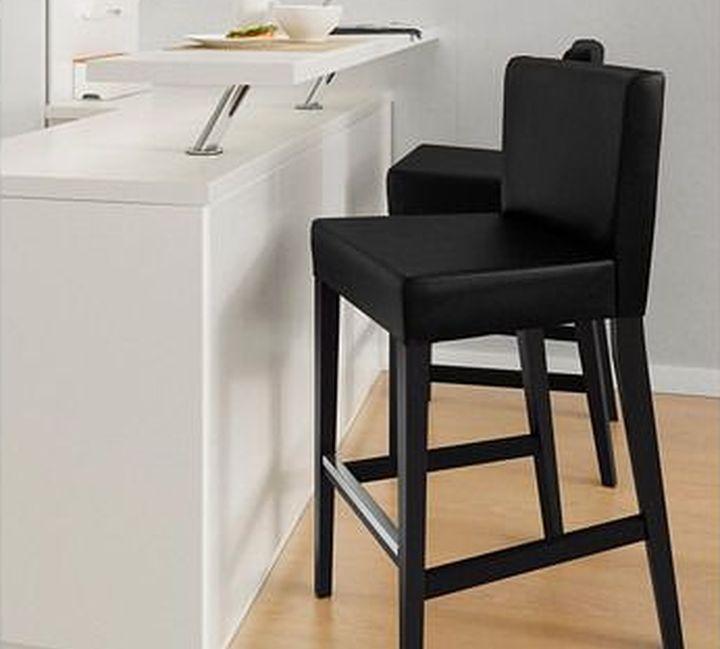 Барные стулья фирмы Икеа