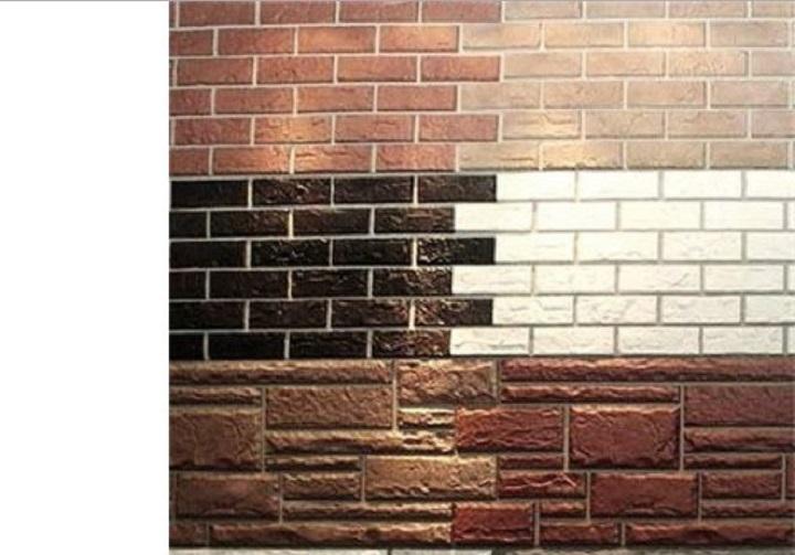 Цокольные панели под камень или кирпич