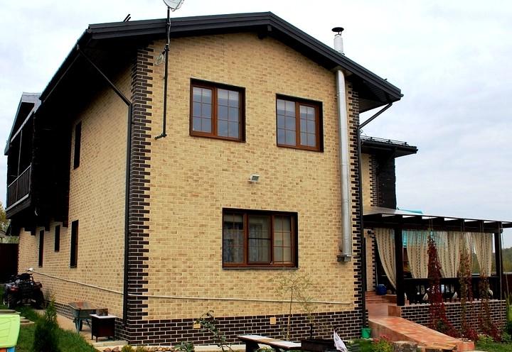 Положительные качества фасадных термопанелей с клинкерной плиткой2