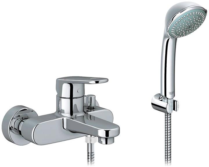 Смеситель для ванны с душем Grohe Europlus