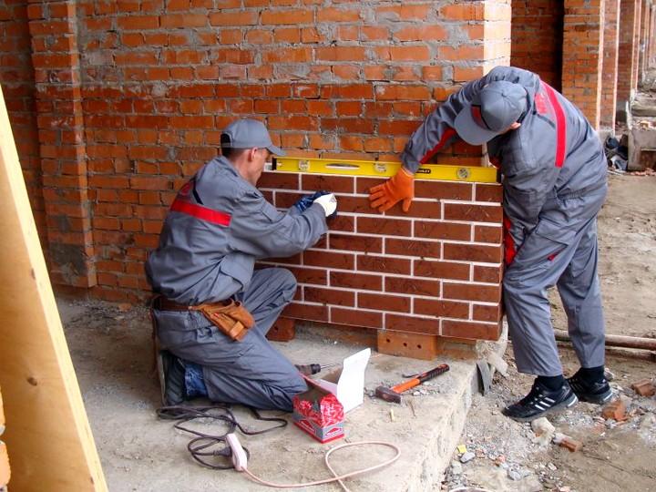 Фасадные термопанели с клинкерной плиткой монтаж