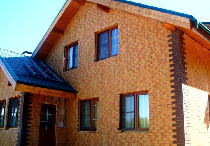 Фасадные термопанели с клинкерной плиткой2