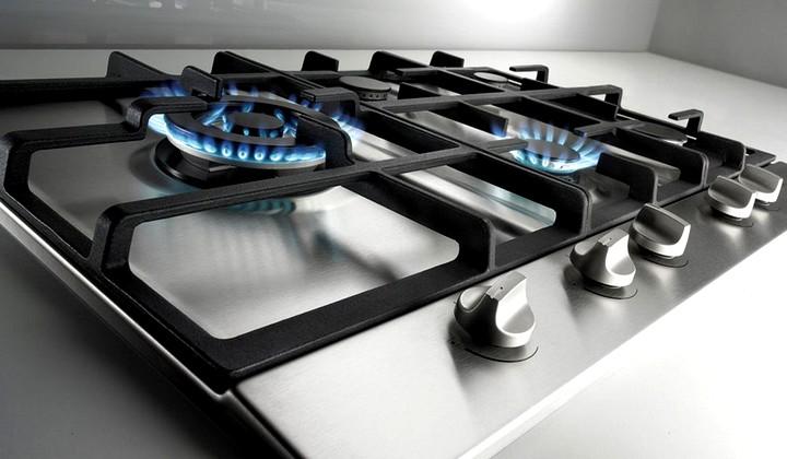 газовая варочная панель Гефест