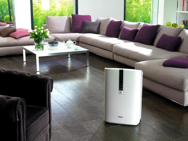 ионизация и увлажнение воздуха
