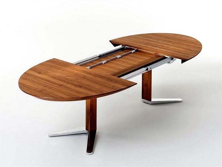 кухонные столы раскладные овальные