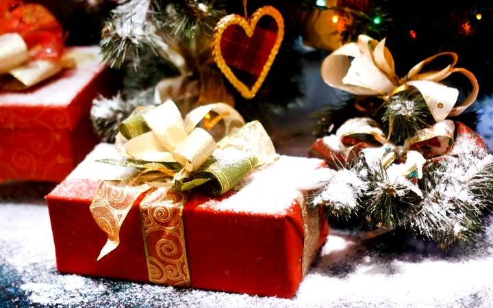 подарки на новый год2