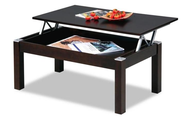 раскладной журнальный стол2