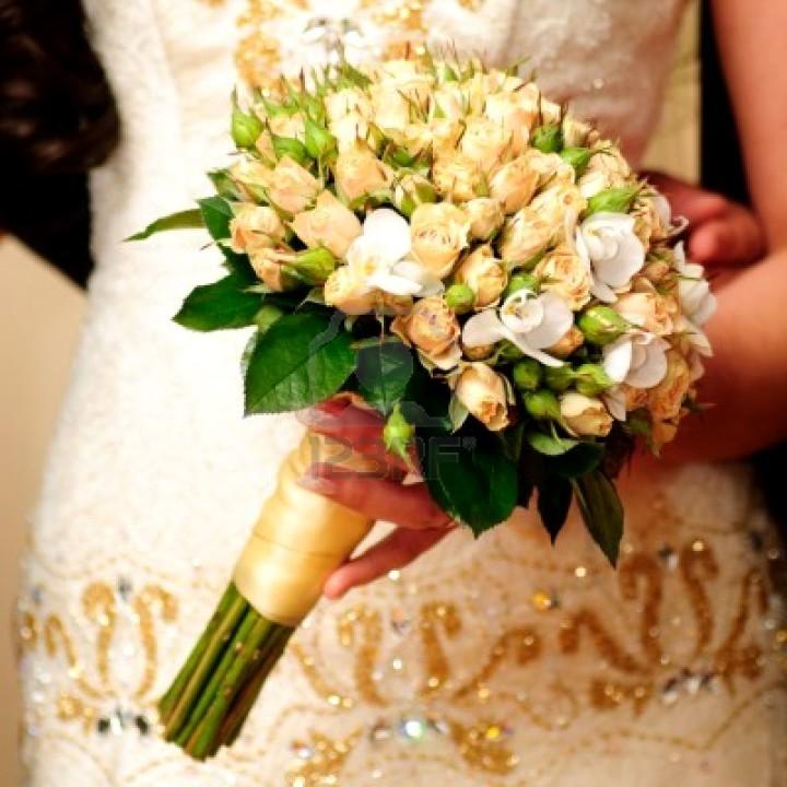 Свадебный букет невесты - основные идеи