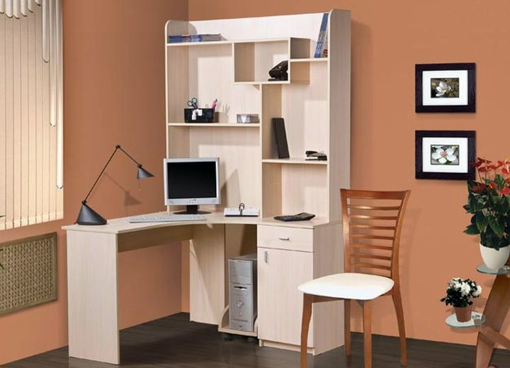 Функциональные особенности письменного стола