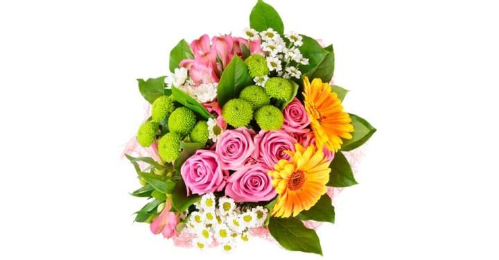 Букеты цветов: фото и идеи