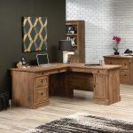 Фото 56: Угловой стол в классическом стиле
