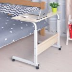 Фото 38: Письменный стол на колесиках