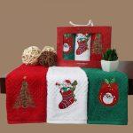 Фото 29: Новогодние полотенца в подарок
