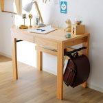 Фото 46: Письменный стол с местом для рюкзака