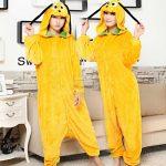 Фото 64: Новогодние пижамы в виде собачек