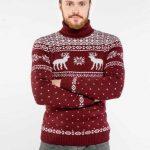 Фото 36: Новогодний свитер