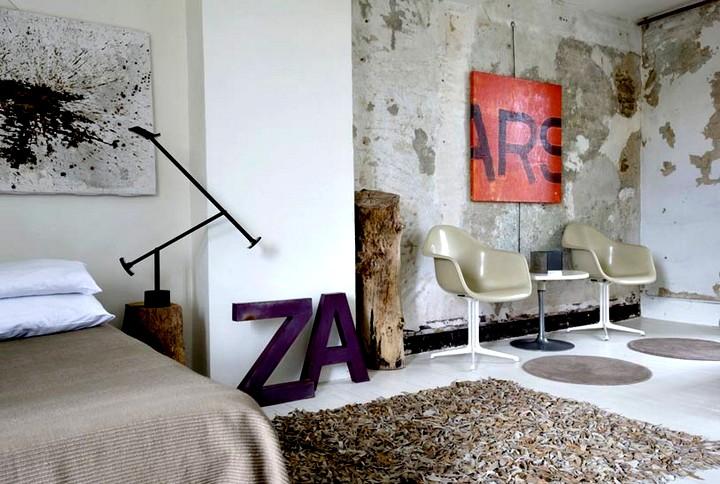 Фишка в интерьере квартиры