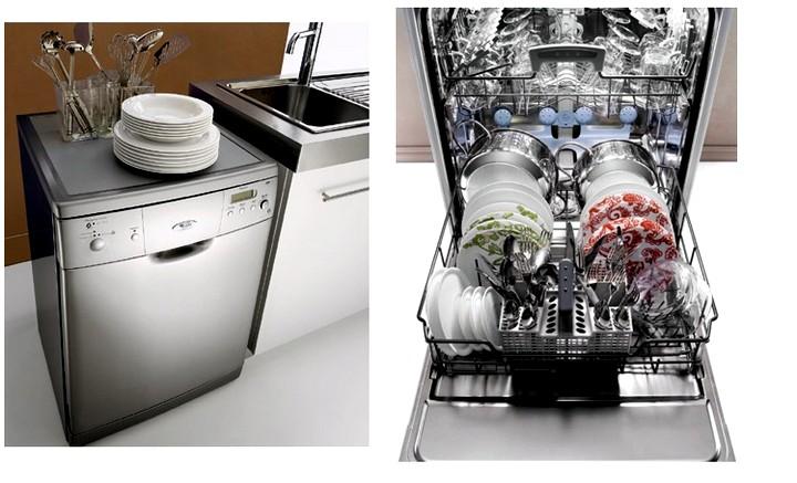 Встраиваемая посудомоечная машина 3