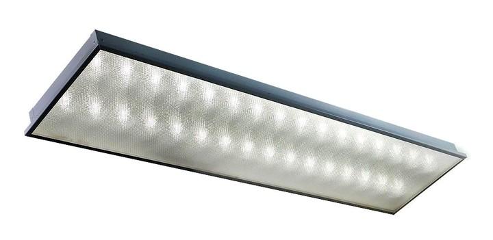 Накладной светильник люминесцентный (2 х 36) по типу Армстронг
