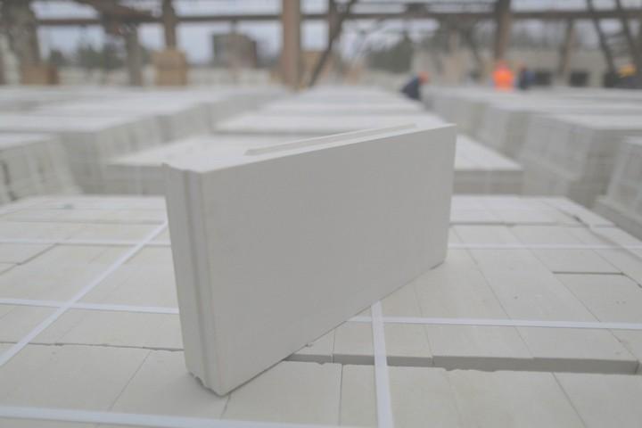 Силикатные пазогребневые плиты