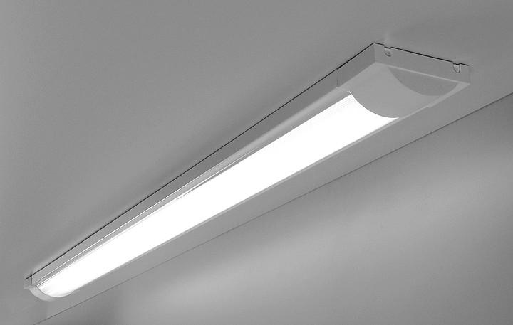 люминесцентные настенные светильники