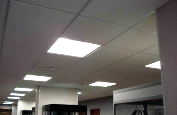 люминесцентные потолочные светильники2