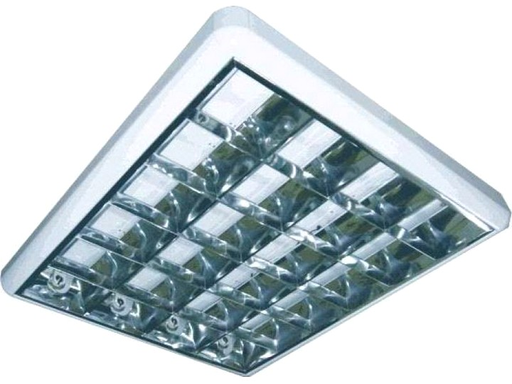 люминесцентные потолочные светильники