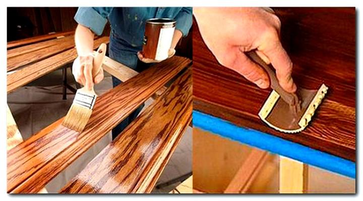 морилки для обработки дерева
